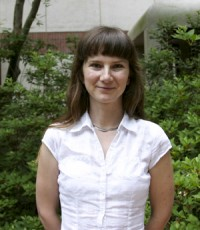 Alexandra Shapiro, Ph.D., department of pharmacology and therapeutics