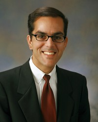 Christopher R. Cogle, M.D., an assistant professor of medicine in the division of hematology and oncology.