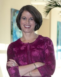 Julie Johnson, Pharm.D, new dean of the UF College of Pharmacy.
