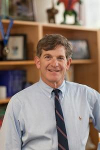 Scott A. Rivkees, M.D., chairman of the department of pediatrics. Photo by Jesse S. Jones