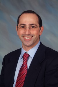 Dominick Angiolillo, M.D., Ph.D., an associate professor of medicine and medical director of cardiovascular research at the UF College of Medicine – Jacksonville