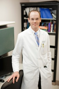 David Winchester, M.D., a professor of medicine in the UF College of Medicine