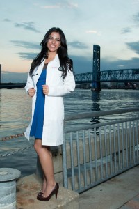 Aunna Pourang, M.D. '10, is a family practitioner in Jacksonville. She believes in a holistic approach to medical care, which promotes balance of the body, mind and spirit.
