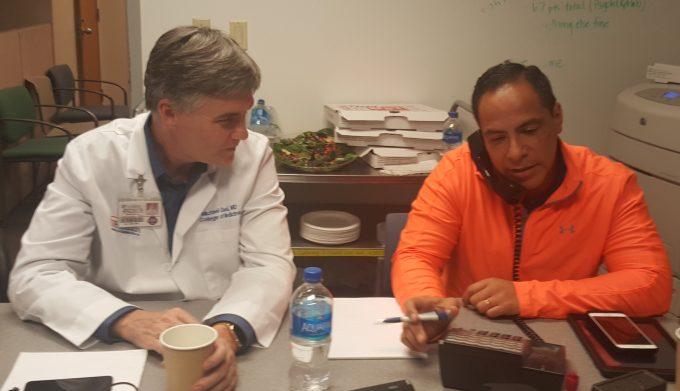 UF Health teams respond to hurricane