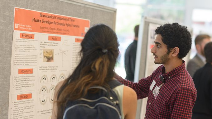UF College of Medicine hosts 2018 Celebration of Research award ceremony