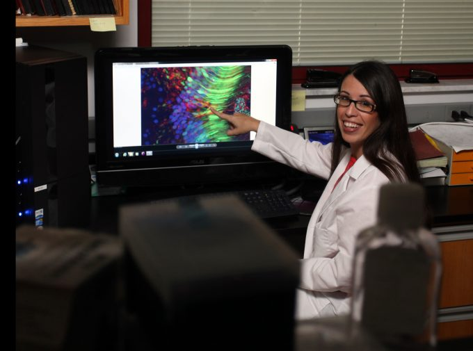 Fighting blindness with gene therapy