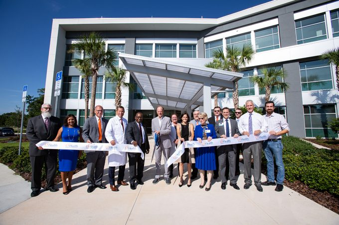 Newest medical facility at UF Health Springhill prepares to open its doors