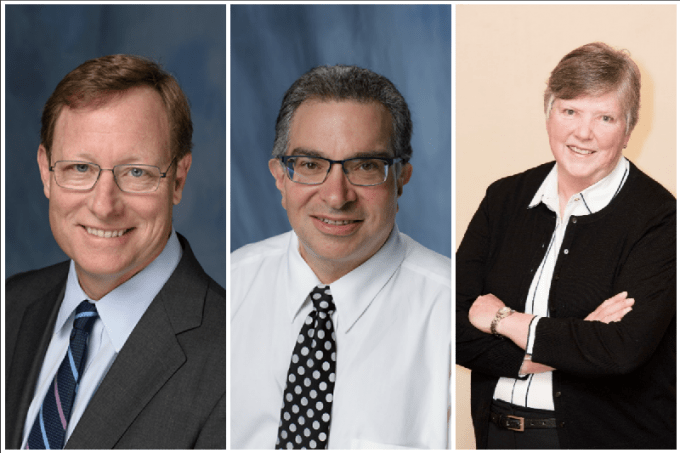 Announcing new leadership appointments