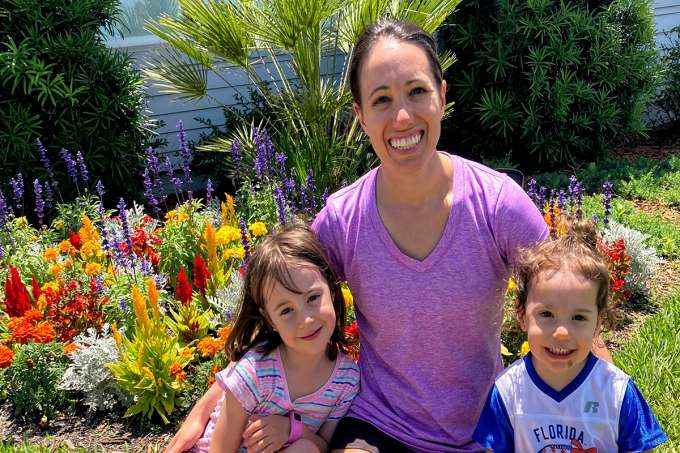 Women in medicine: Stacy Beal, M.D. '09, shares challenges and rewards of work, leadership and motherhood
